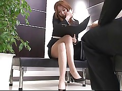office porn : hot sexy asian girls